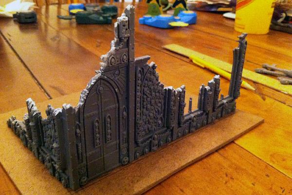 how to build a kehemet shrine